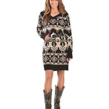 Woolrich Fairisle Sweater Dress