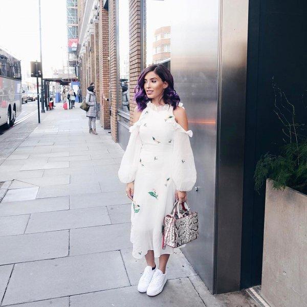 white, clothing, snapshot, dress, fashion,
