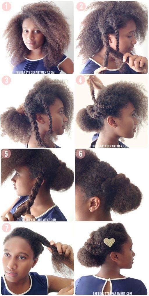 hair,hairstyle,nose,black hair,afro,