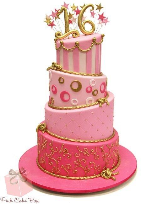 Star-spangled Cake