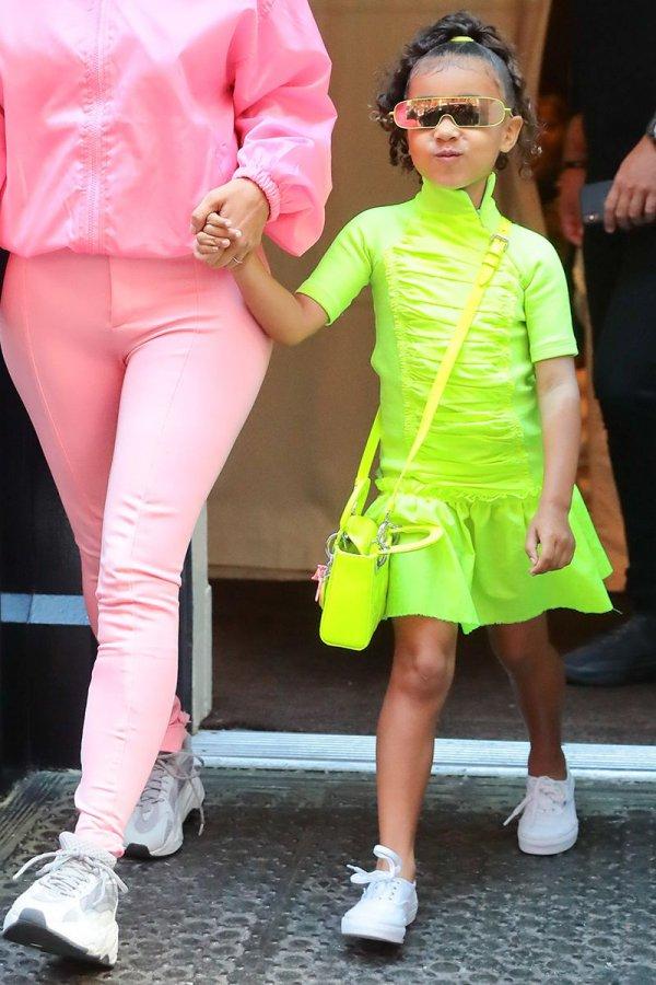 Pink, Clothing, Green, Fashion, Street fashion,