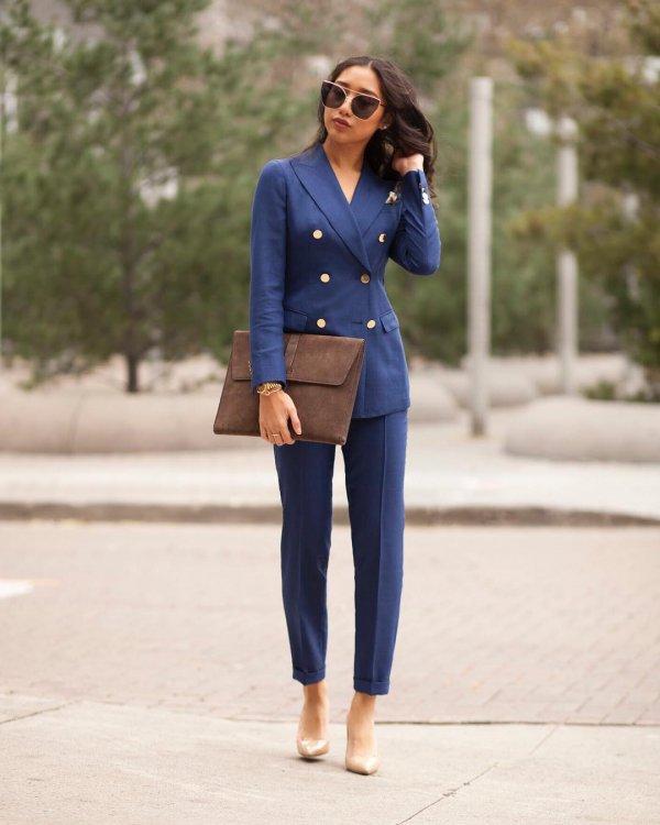 Clothing, Jeans, Street fashion, Denim, Cobalt blue,