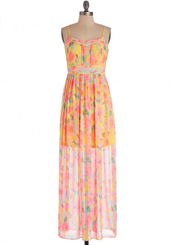 Glam Cayman Islands Dress