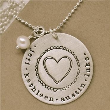 Brave Love Necklace