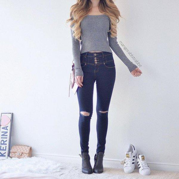 clothing, jeans, denim, trousers, footwear,