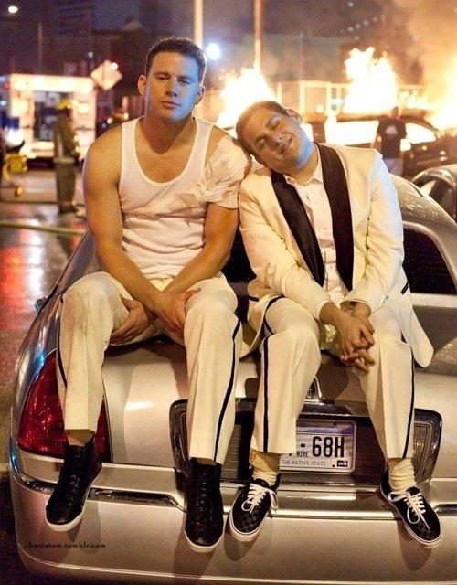 Channing Tatum & Jonah Hill