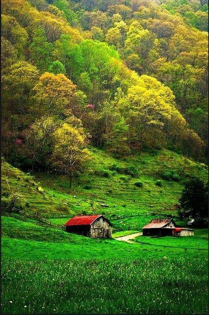 Appalachia, USA
