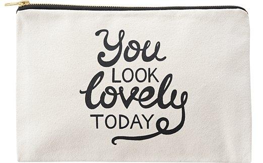 """Alphabet Bags """"Lovely"""""""