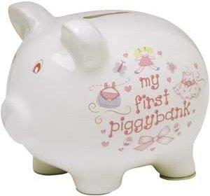 Savings Bonds or… a Piggy Bank!