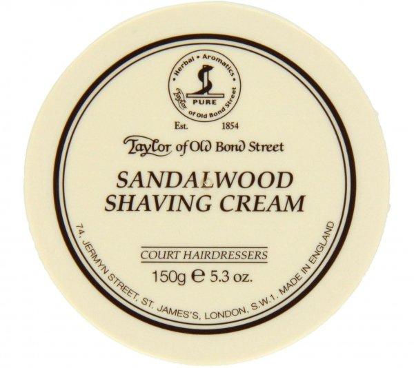 Sandalwood Shaving Cream Bowl, 5.3-Ounce