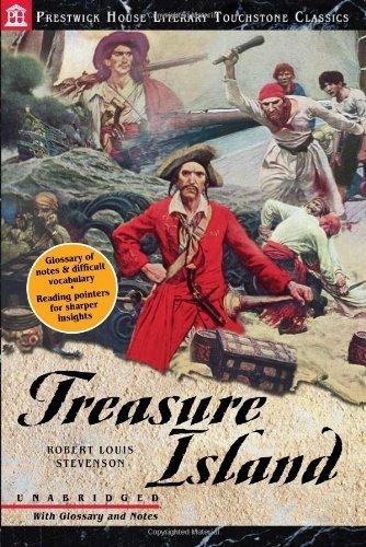 'Treasure Island' by Robert Louis Stevenson