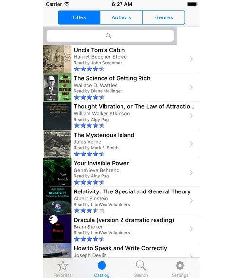 LibriVox Audio Books Free