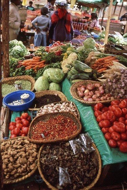Market in Antsirabe
