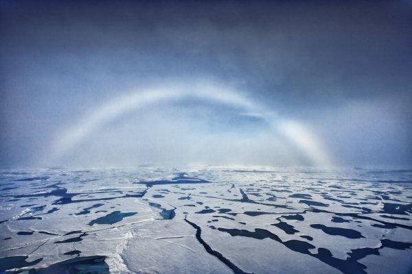 White Rainbows