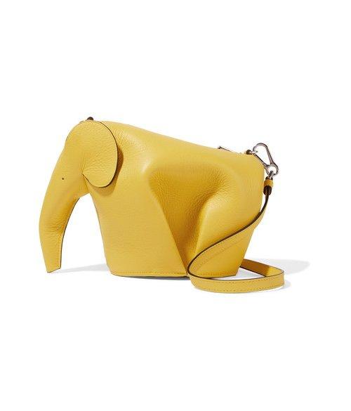 bag, yellow, handbag, shoulder bag, leather,