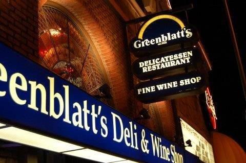 Greenblatt's Deli-Restaurant and Fine Wine Shop, Los Angeles, California