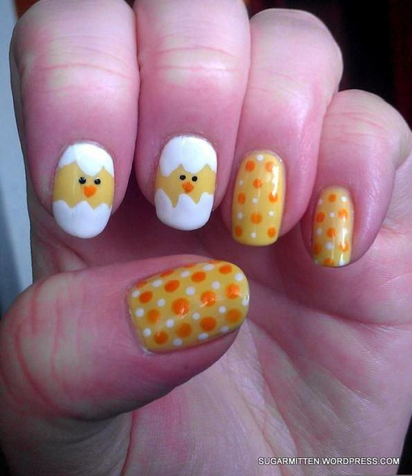 nail,finger,yellow,pink,hand,