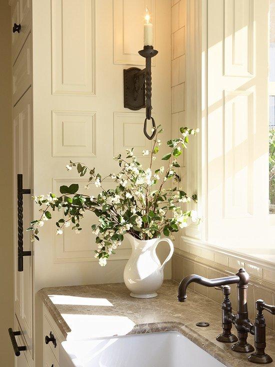 Brighten up a Kitchen Window