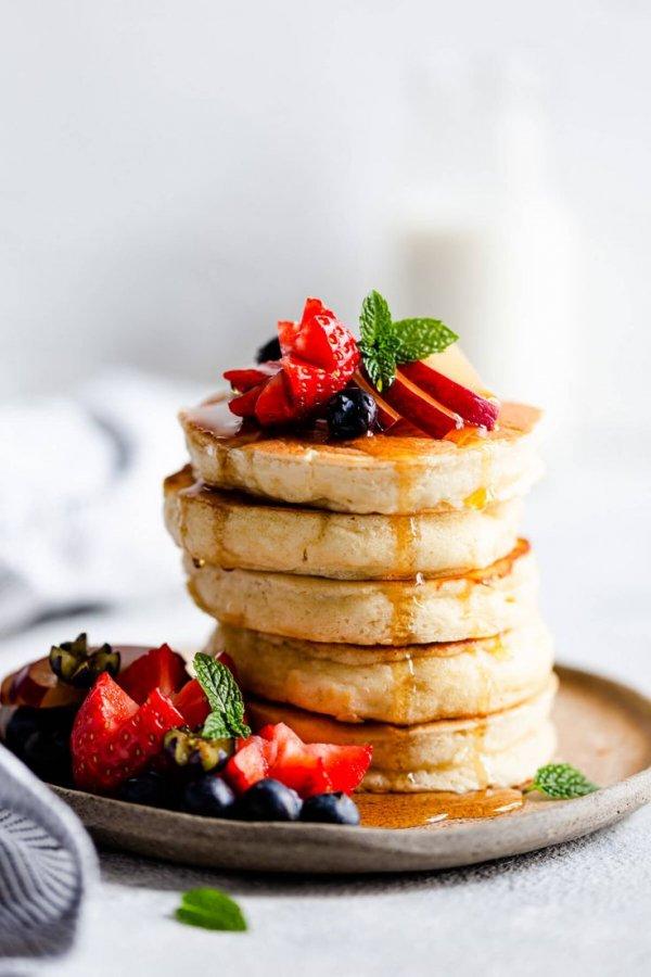 Dish, Food, Cuisine, Pancake, Breakfast,