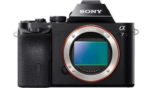 24.3 MP A7 Full-Frame Interchangeable Digital Lens Camera - Body Only