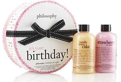 Philosophy It's Your Birthday! Gift Set