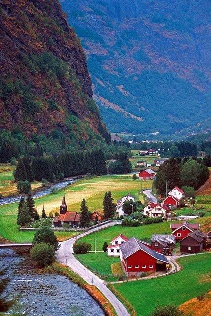Scandinavian Valley