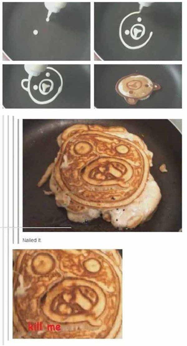 Piggie Pancakes