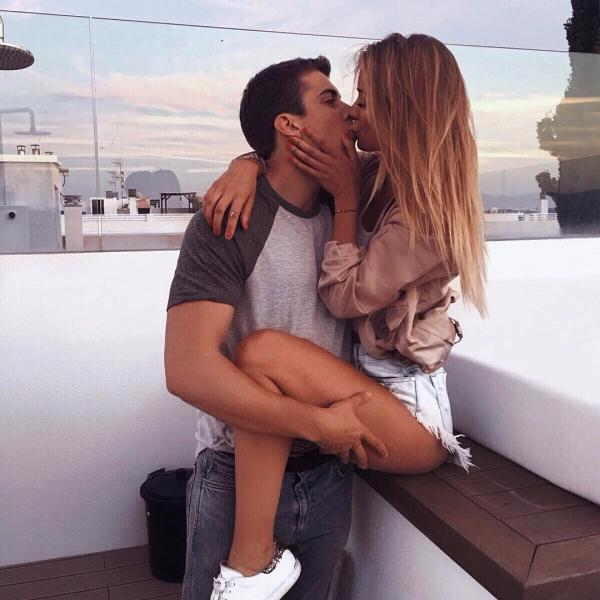 human action,person,human positions,leg,kiss,