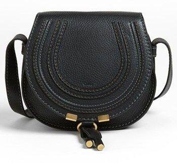 Chloé 'Marcie - Small' Leather Cross-body Bag