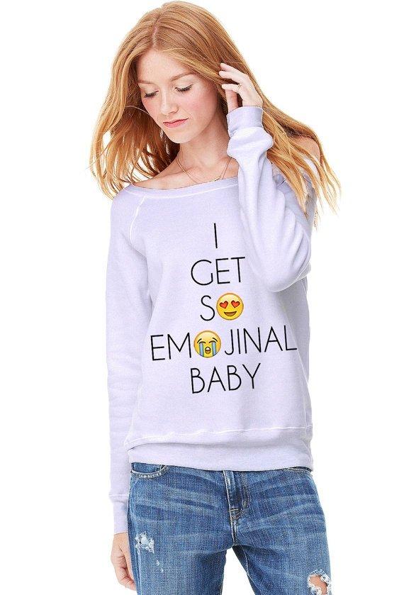 Emojinal Sweatshirt