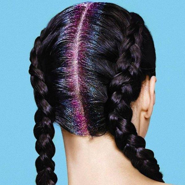 hair,hairstyle,purple,braid,black hair,
