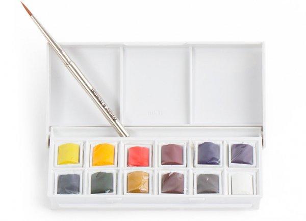 Watercolor Pocket Box