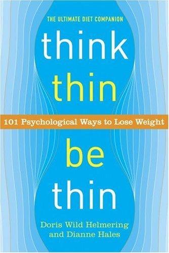 Think Thin, Be Thin by Doris Wild Helmering