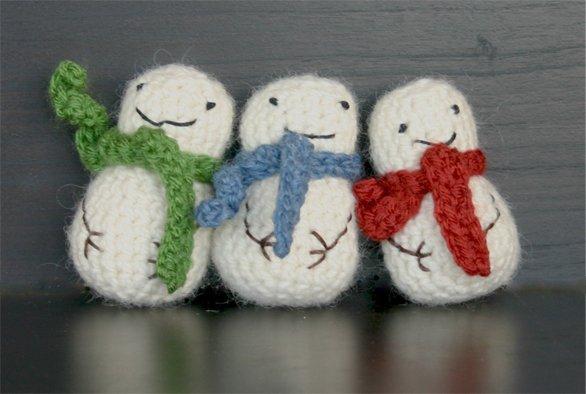 Wee Snowmen