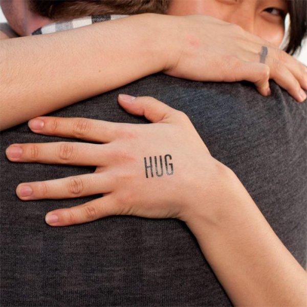 Hug Anyone!