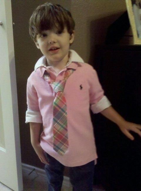 Grown up Tie