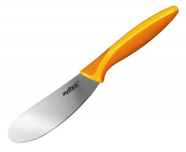 knife, orange, utility knife, blade, kitchen knife,