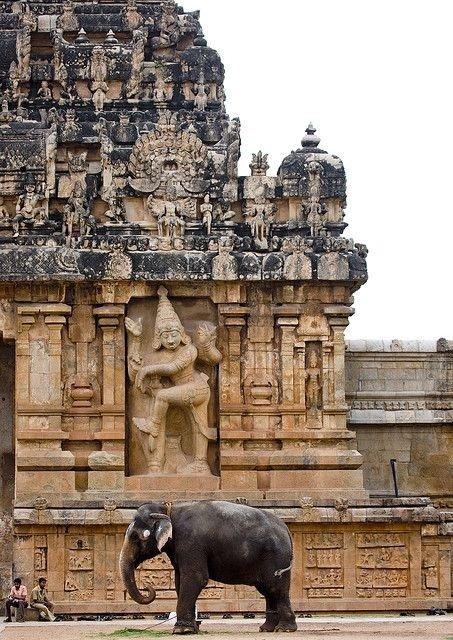Peruvudaiyar Kovil, Thanjavur