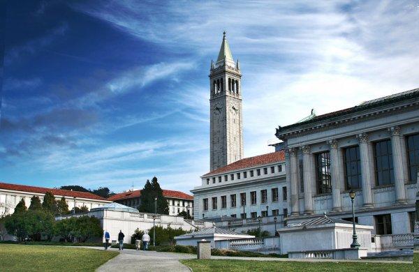 University of California – Berkeley – 89.5