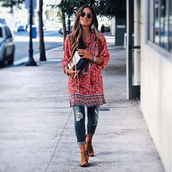 clothing, red, footwear, road, street,