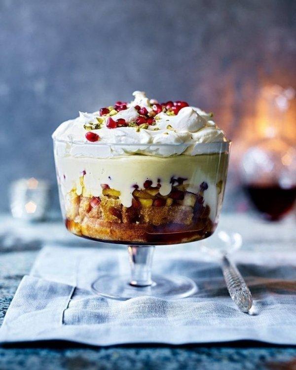 Dish, Food, Cuisine, Dessert, Trifle,