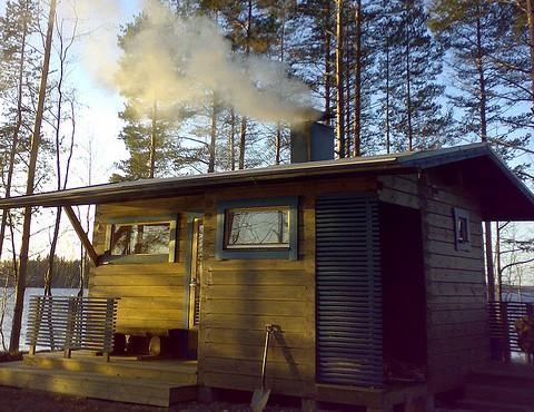 Authentic Sauna, Finland