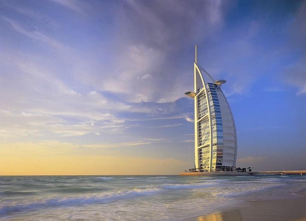The Burj Al Arab, Dubai