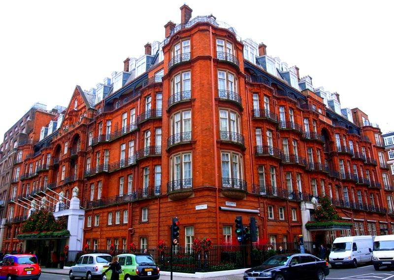 Claridges, London