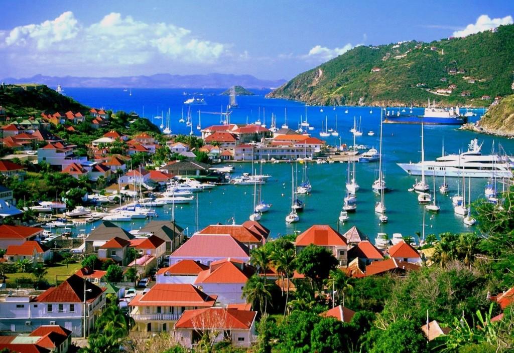 Saint Barthélemy, Caribbean