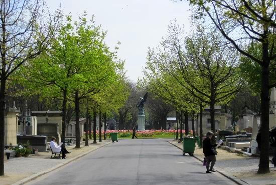 Walk through the Cimetière Du Montparnasse