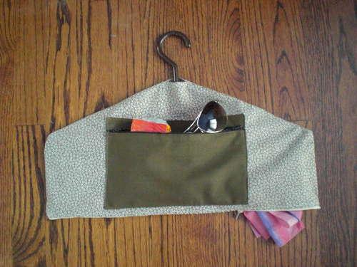 Pocket + Hanger