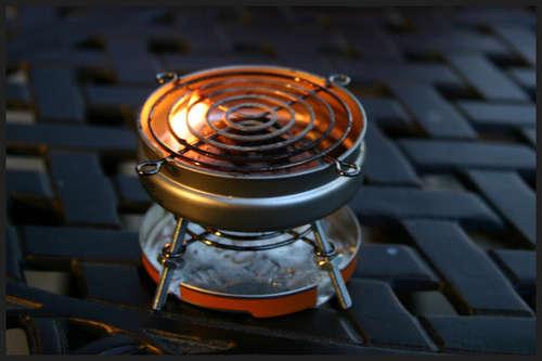 Altoids BBQ Grill