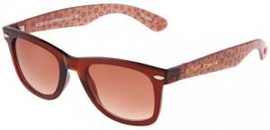 Betsey Johnson Sunglasses in Espresso