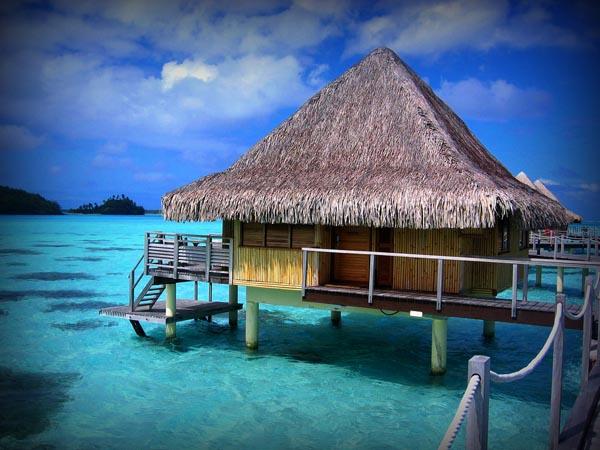 Bora Bora Lagoon Resort and Spa, French Polynesia